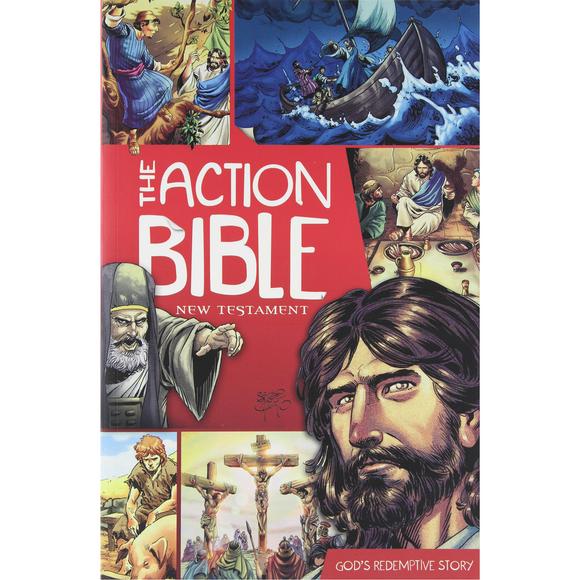 Action Bible - New Testament