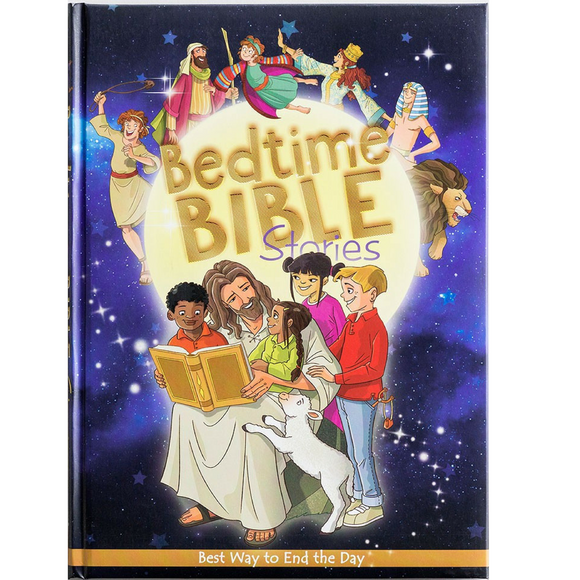 Bedtime Bible Stories: Best Way to End the Day