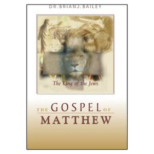 Gospel Of Matthew, The-The King Of The Jews
