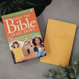 What The Bible Is All About for Kids Special