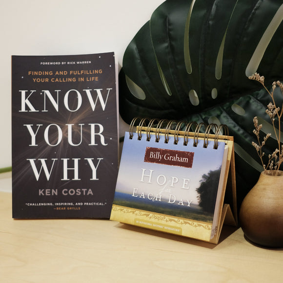 Know Your Why - Blessing Pack