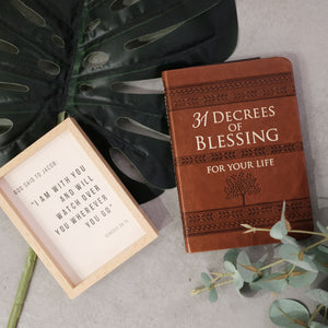 31 Decrees of Blessing for Your Life Special