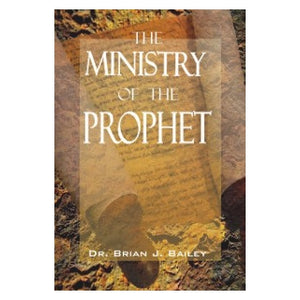Ministry Of The Prophet
