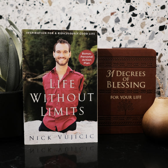 Life Without Limits - Blessing Pack