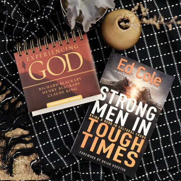 Strong Men In Tough Times - Blessing Pack