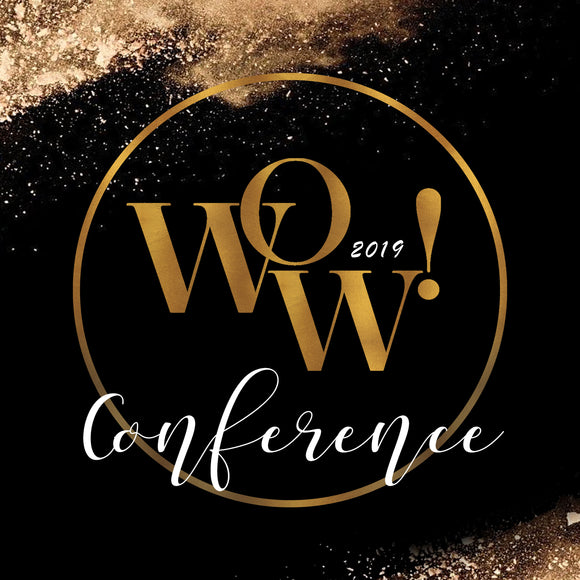 WOW! Conference 2019 - Women of Wisdom - Audio MP3 Download
