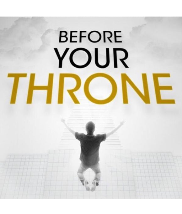 Cornerstone Worship: Before Your Throne (CD)