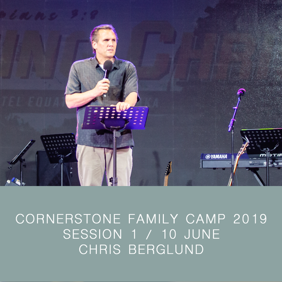 Cornerstone Family Camp 2019 - Winning Christ - Audio Download