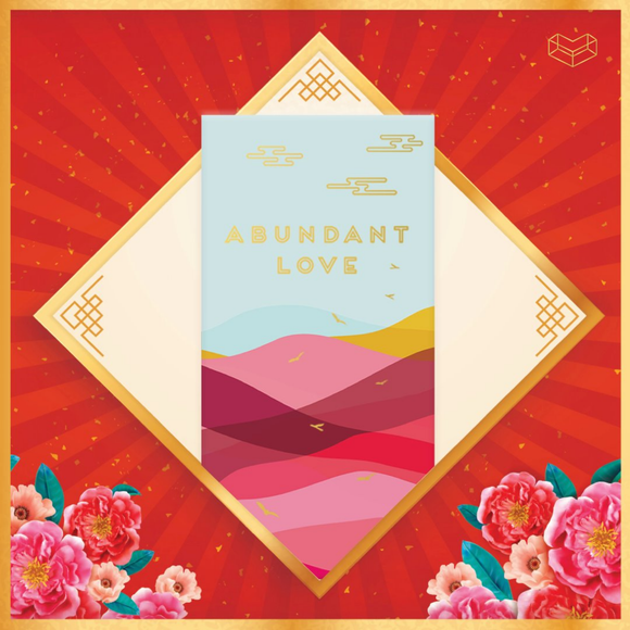 Red Packet - Abundant Love (Pack of 8)