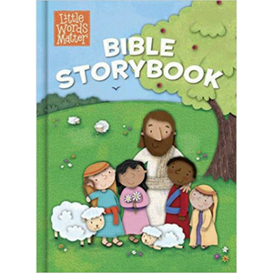 Little Words Matter-Bible Storybook-Padded Cover