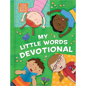 Little Words Matter-My Little Words Devotional-Padded
