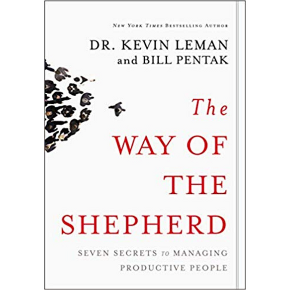 The Way Of The Shepherd (Hardcover)