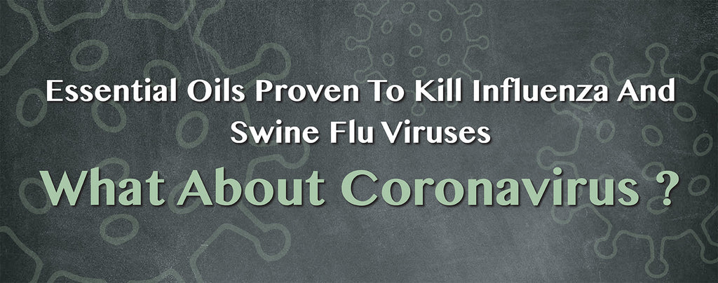 Essential Oils And Coronavirus