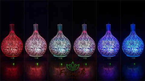 Firework Diffuser French Lotus