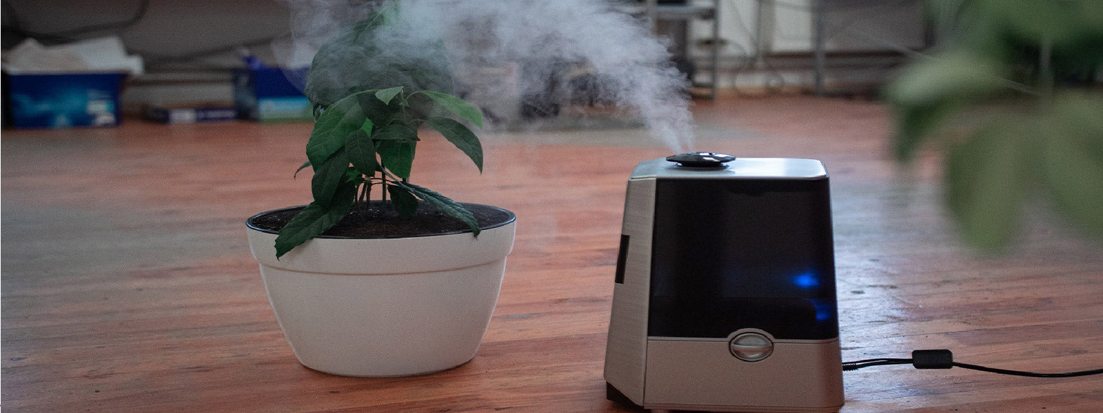 Humidifier against coronavirus