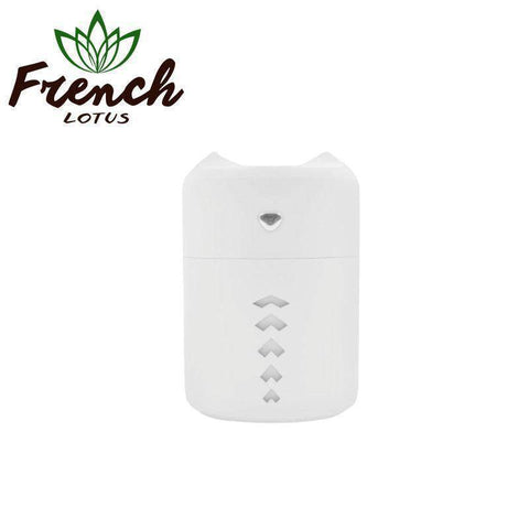 Air Humidifier For Home white