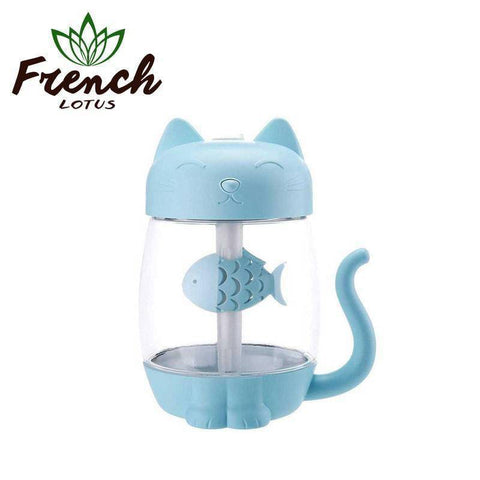 French Lotus™ | <b>Air Humidifier</b><br> Cat For Kids (350mL) - French Lotus
