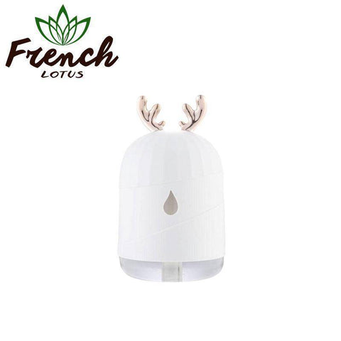 Air Humidifier For Baby Room white