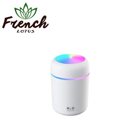 Air Humidifier Cleaner white