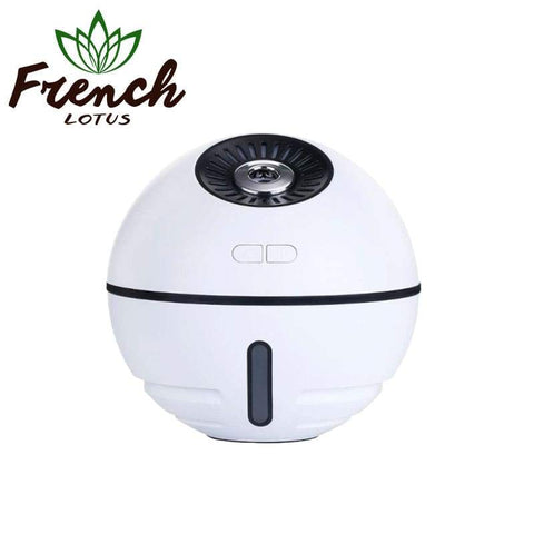 Battery-Powered Essential Oil Diffuser white