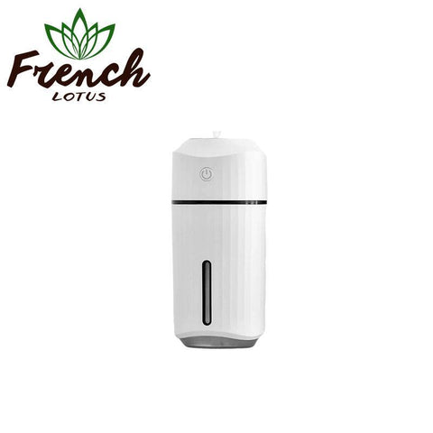 Car Air Humidifier Diffuser white