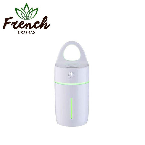 French Lotus™ | <b>Car Humidifier</b><br> Vehicle Aromatherapy (180mL) - French Lotus