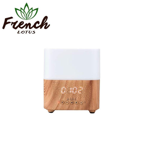 Electric Oil Diffuser light wood