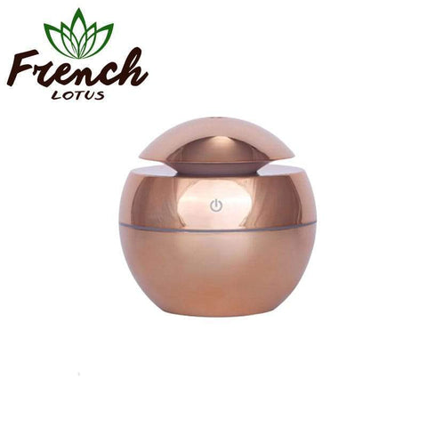 French Lotus™ | <b>Aroma Diffuser</b><br> Essential Oil Diffuser USB - French Lotus