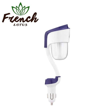 French Lotus™ | <b>Car Humidifier</b><br> Mini For Vehicle - French Lotus