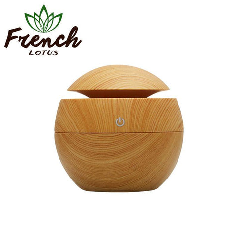 French Lotus™ | <b>Aroma Diffuser</b><br> Ultrasonic Sphere (130mL) - French Lotus