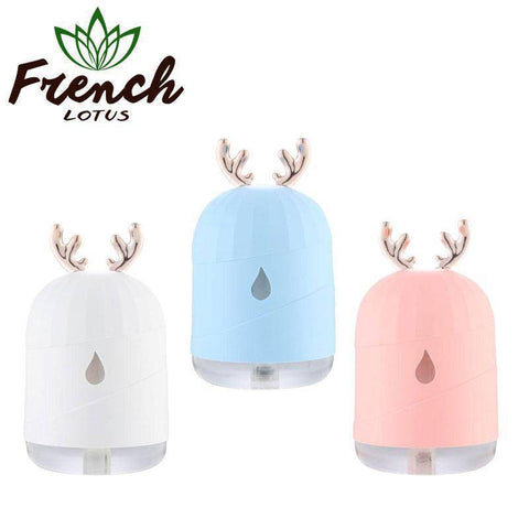 Air Humidifier For Baby Room | French Lotus