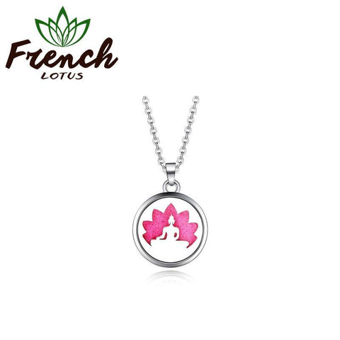 Aroma Diffuser Pendant | French Lotus