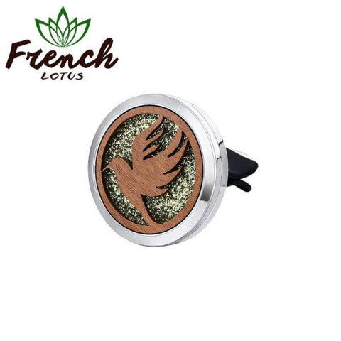 Aromatherapy Car Diffuser | French Lotus