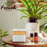 aromatherapy-diffuser-usb steam on