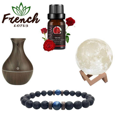 Aromatherapy Set | French Lotus