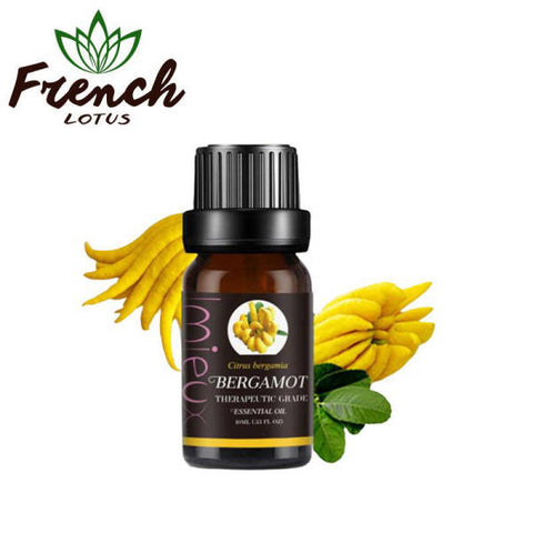Bergamot Essential Oil | French Lotus