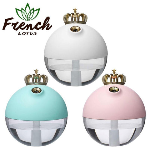 Best Ultrasonic Humidifier | French Lotus