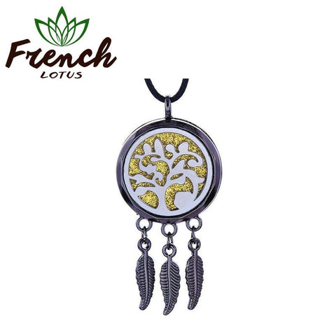 Blooming Tree Pendant | French Lotus