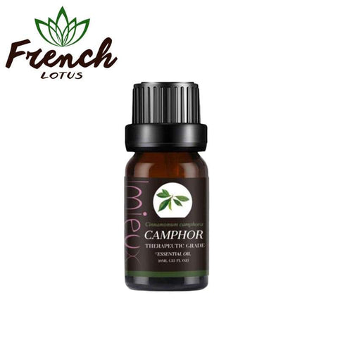 Camphor Essential Oil | French Lotus
