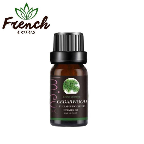 Cedarwood Essential Oil | French Lotus