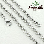 Aromatherapy Locket Necklace chain