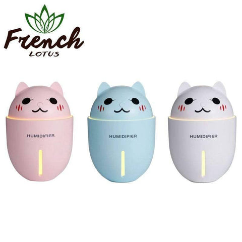 Cute Cat Humidifier | French Lotus