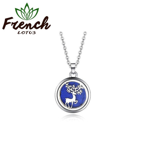 Deer Pendant | French Lotus