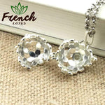 French Lotus™ | <b>Aromatherapy Necklace</b><br> Flower Diffuser Necklace - French Lotus