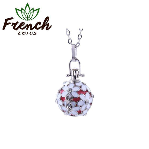 Diffuser Necklace | French Lotus