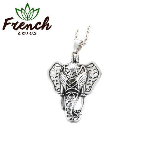 Diffusing Necklace | French Lotus