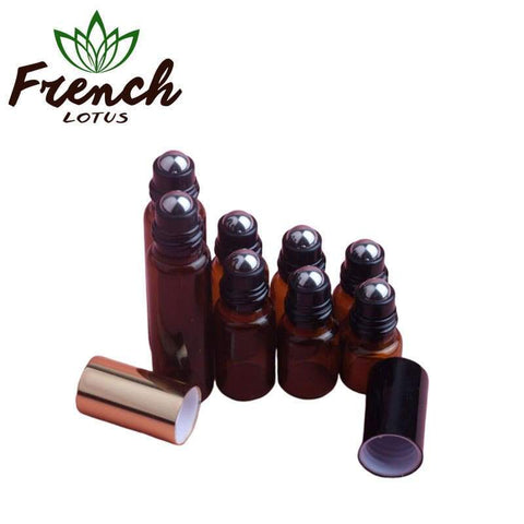Essential Oil Bottles | French Lotus