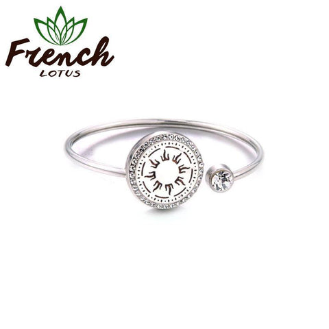 Essential Oil Bracelet Canada | French Lotus