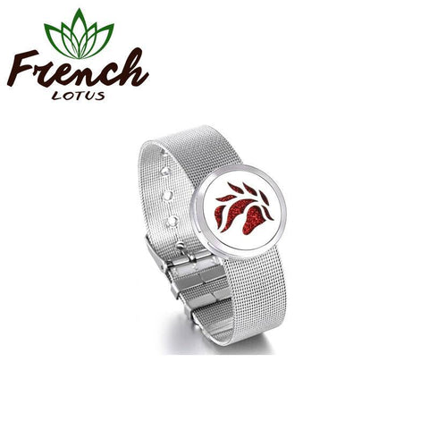Essential Oil Calming Bracelet | French Lotus