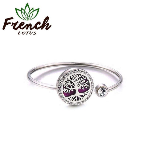 Essential Oil Diffuser Bracelet | French Lotus